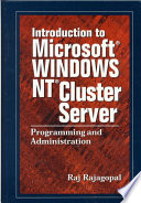 Introduction To Microsoft Windows Nt Cluster Server