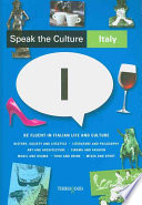 Italy The Parameters Of Travel And Phrase Books