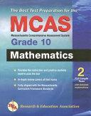 Massachusetts MCAS Grade 10 Mathematics