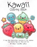 Kawaii Coloring Book