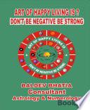 ART OF HAPPY LIVING IS