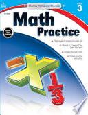 Math Practice  Grade 3