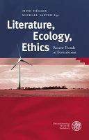 Literature Ecology Ethics