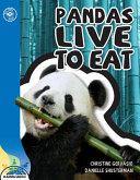 Pandas Live to Eat