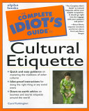 The complete idiot s guide to cultural etiquette