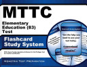 Mttc Elementary Education  83  Test Flashcard Study System