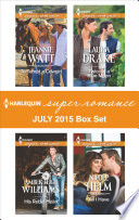 Harlequin Superromance July 2015   Box Set
