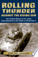 Rolling Thunder Against the Rising Sun