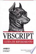VBScript  Guida di riferimento