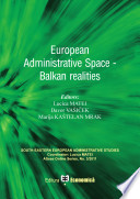 European Administrative Space Balkan Realities