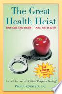 The Great Health Heist