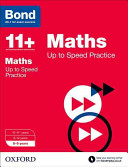 Bond 11   Maths  Up to Speed Practice