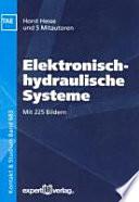 Elektronisch-hydraulische Systeme