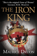 download ebook the iron king (the accursed kings, book 1) pdf epub