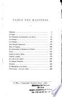 Le style (théorie & histoire)