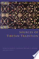Sources of Tibetan Tradition