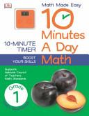 10 Minutes a Day  Math  Grade 1