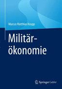 Militärökonomie