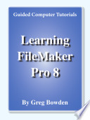 Learning Filemaker Pro 8