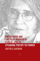 Antjie Krog And The Post Apartheid Public Sphere