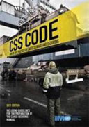 CSS Code  Code of Safe Practice for Cargo Stowage and Securing