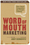 Word of Mouth Marketing Book Cover