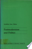 Postmodernism and Politics
