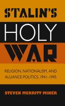 Stalin's Holy War