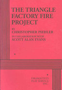 The Triangle Factory fire project