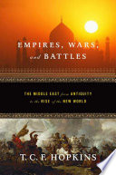 Empires  Wars  and Battles