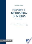 Fondamenti di meccanica classica