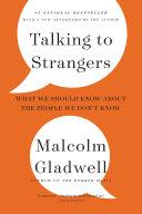Talking to Strangers Book