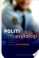 Politipsykologi