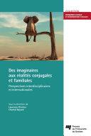 Des imaginaires aux réalités conjugales et familiales Book
