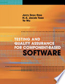 testing-and-quality-assurance-for-component-based-software