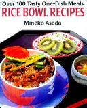 Rice Bowl Recipes