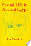 Sexual Life Ancient Egypt Hb