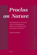 Proclus on Nature