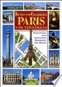 Arte e storia di Parigi e Versailles  Ediz  tedesca