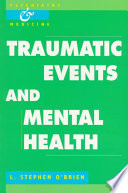 Traumatic Events and Mental Health