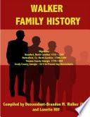 Walker Family History
