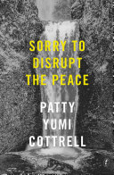 Sorry To Disrupt The Peace : loss and identity by a sublimely talented young...