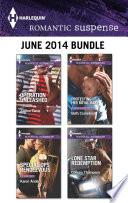 Harlequin Romantic Suspense June 2014 Bundle