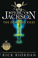 Percy Jackson's Companion Books - The Demigod Files by Rick Riordan