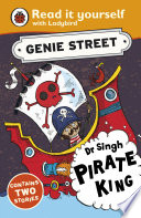 Dr Singh  Pirate King  Genie Street  Ladybird Read it yourself