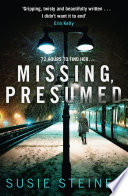 Missing  Presumed  A Manon Bradshaw Thriller