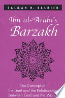 Ibn Al Arabi S Barzakh