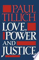 Love  Power  and Justice