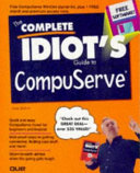 The complete idiot s guide to CompuServe