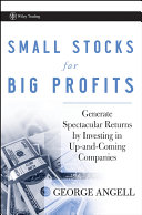 download ebook small stocks for big profits pdf epub